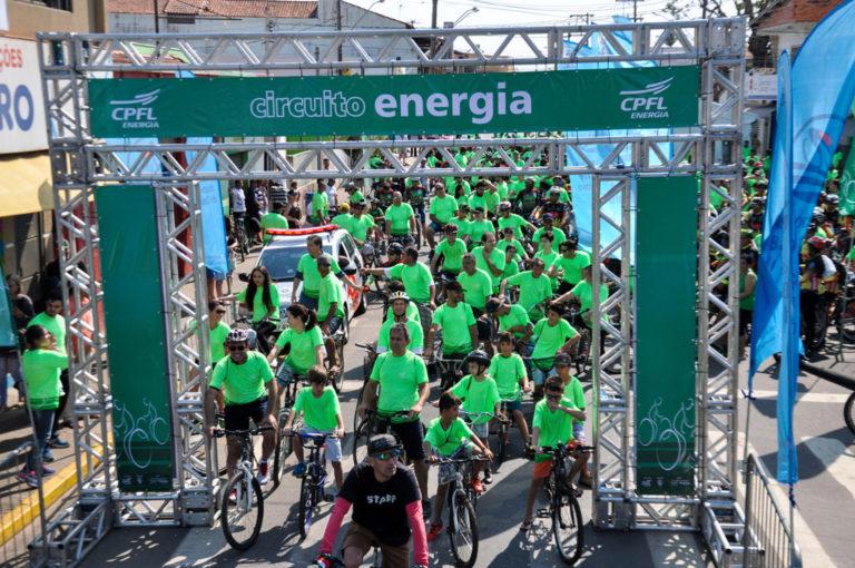 42º Passeio Ciclístico de Capivari homenageia Dia do Trabalho