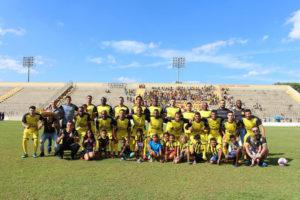 São João FC bate o Vera Cruz e leva título do Amador de Futebol