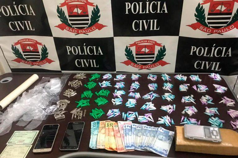 DISE de Piracicaba prende dois traficantes em Capivari
