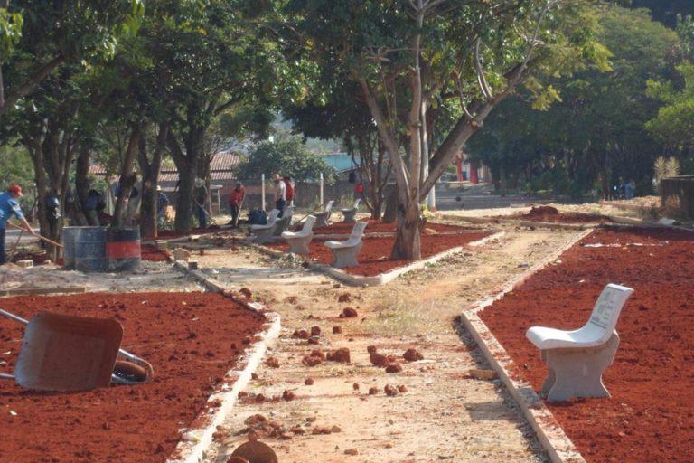 Praça do Carimã deve passar por revitalização