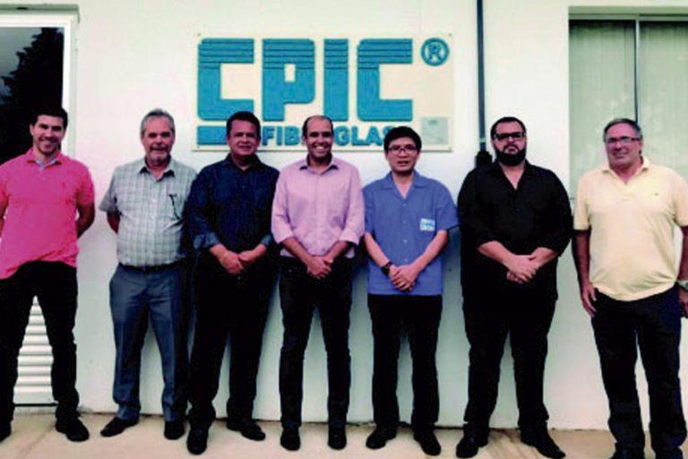 Vitão visita CPIC Brasil