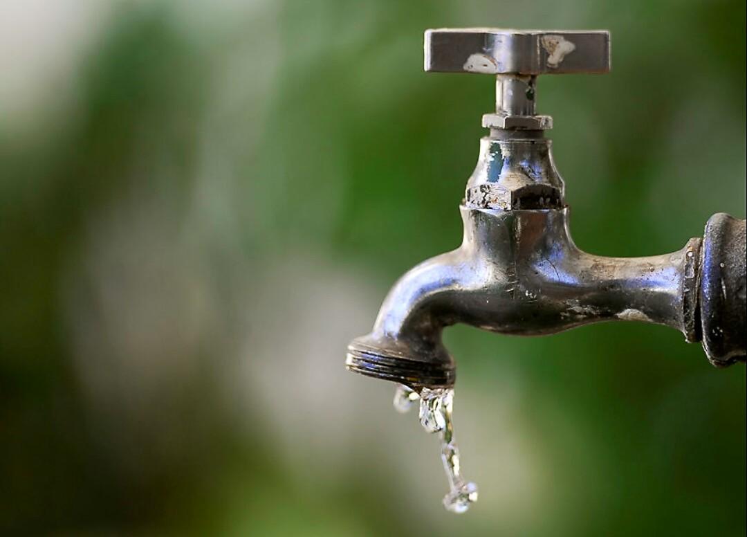 Corte de água em Rafard