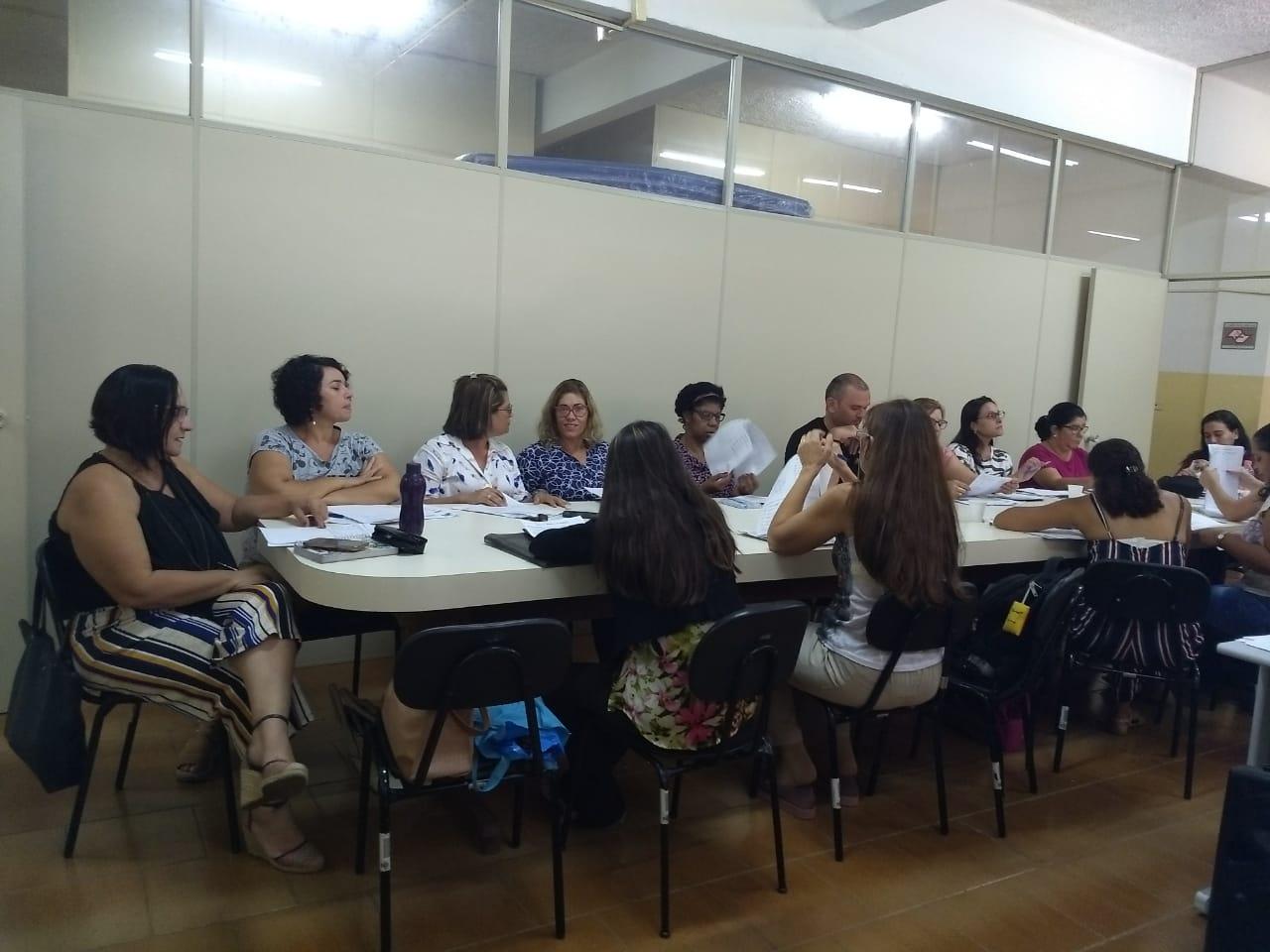 Aprendizagem é tema de formação para professores da Rede Municipal de ensino
