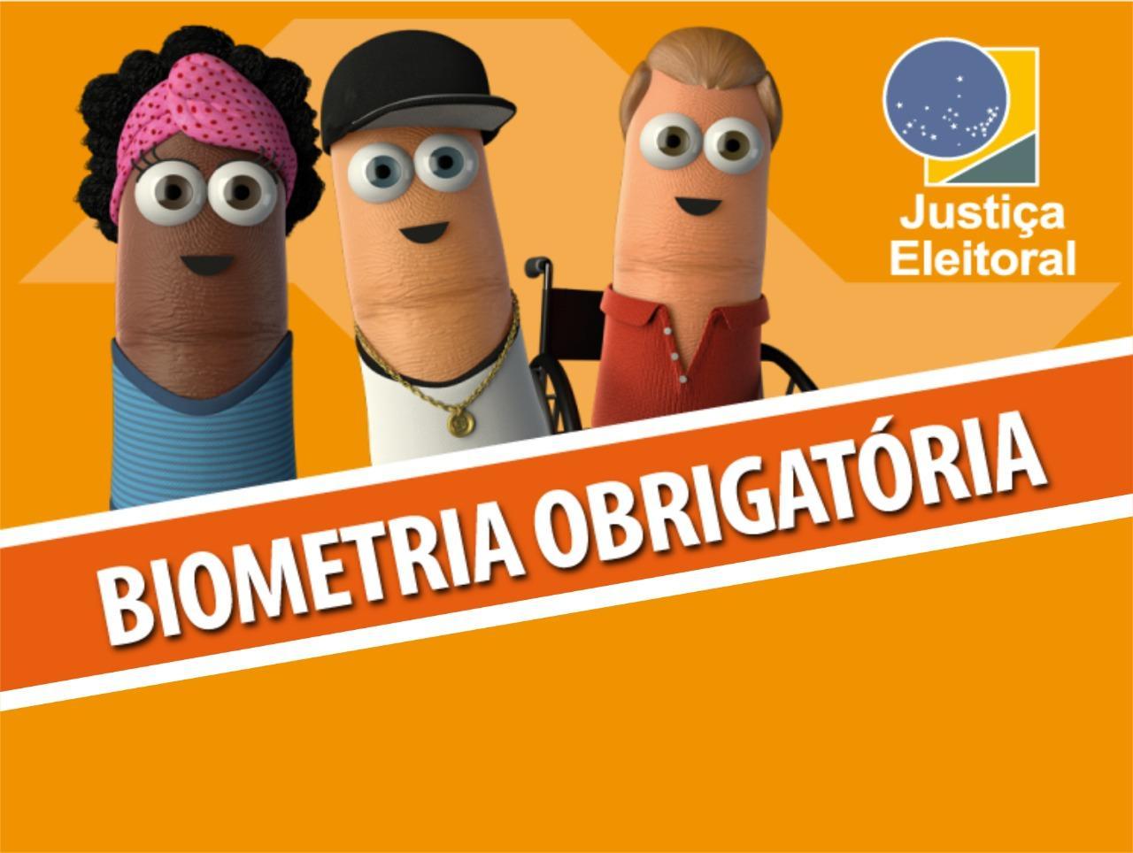 Biometria agora é obrigatória para eleitores de Capivari