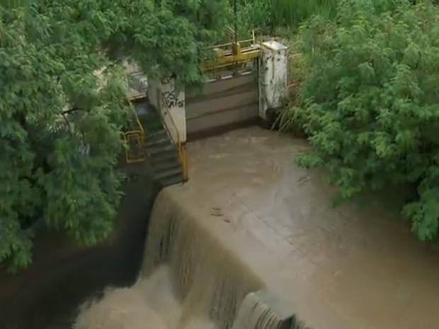 Defesa Civil solicita abertura das comportas da barragem Leopoldina