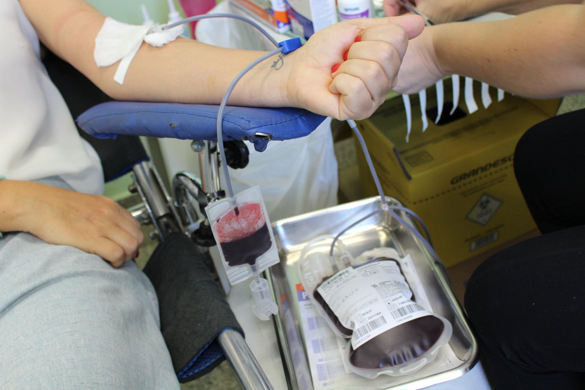 Secretaria de Saúde de Elias Fausto atinge meta na Campanha de Doação de Sangue