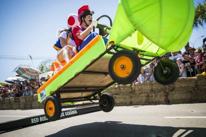 Equipe de Capivari é selecionada e estará na corrida Red Bull Ladeira Abaixo
