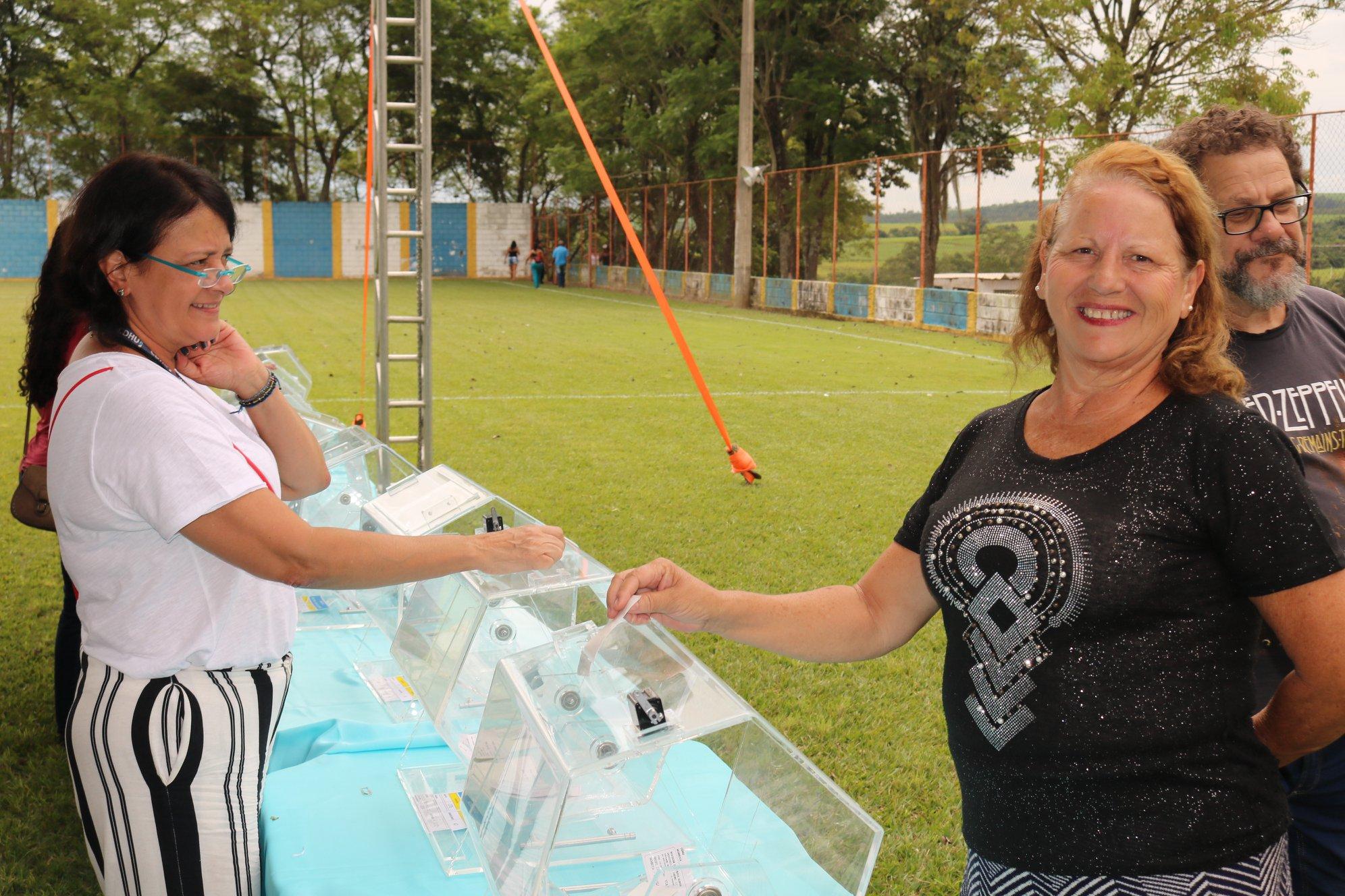 76 Casas Populares foram sorteadas ontem em Mombuca