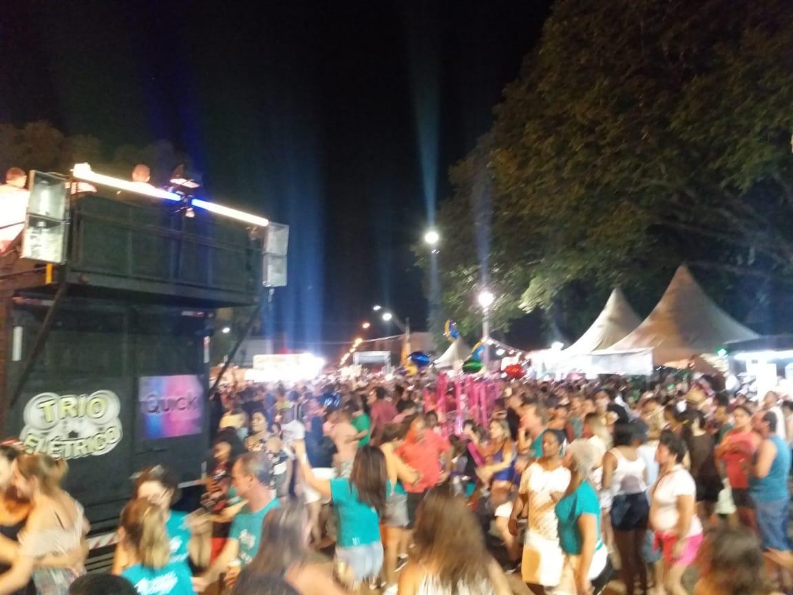 Carnaval 2019 teve sucesso de público nos 5 dias de folia em Capivari