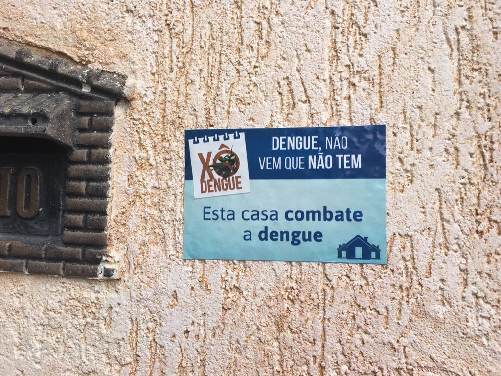 Saúde realiza reunião sobre a dengue nesta quinta-feira