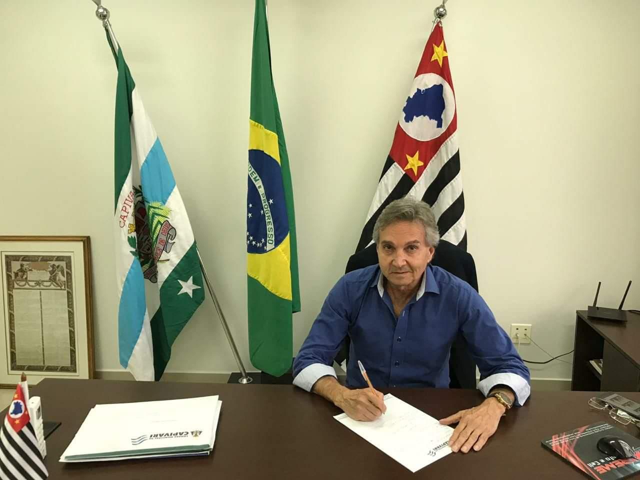 Vereador Flávio Carvalho prepara moção para que o INSS não retire benefícios da população