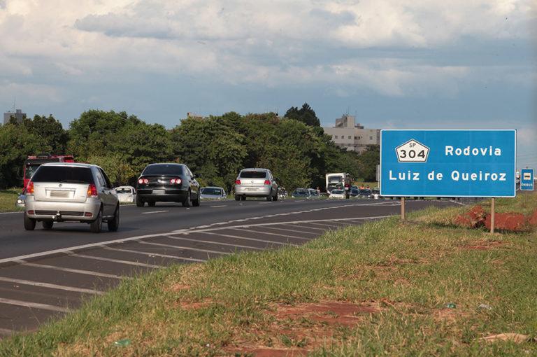 Rodovia SP-304, que dá acesso a Piracicaba, irá receber novos pedágios