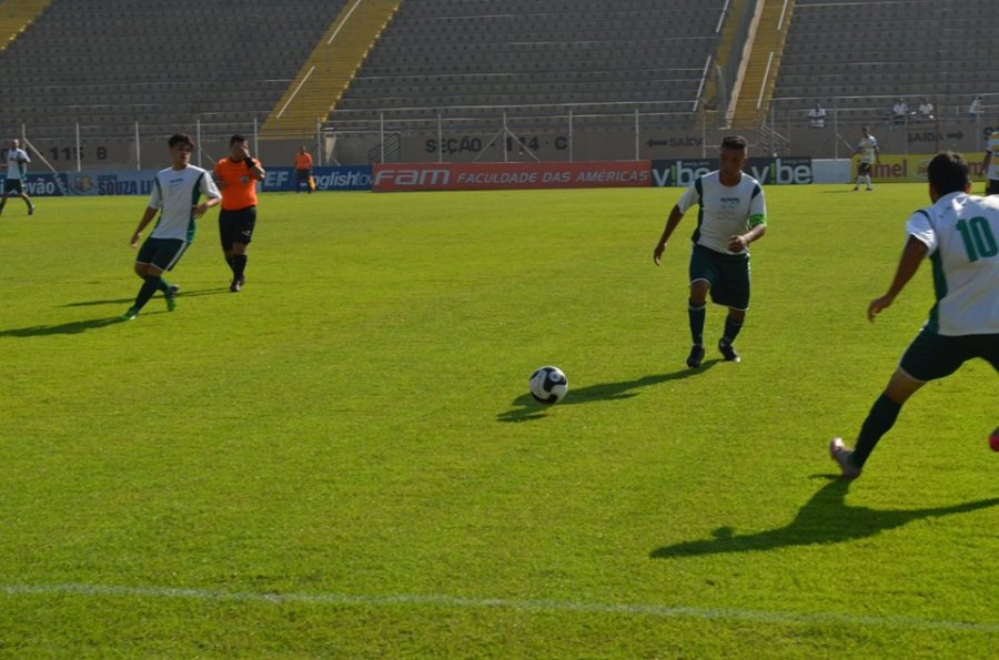 Inscrições para o Amador de Futebol em Capivari vão até o dia 15 deste mês