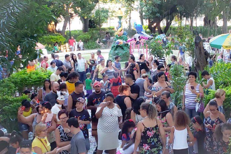 Carnaval das Marchinhas é sucesso mais uma vez em Capivari