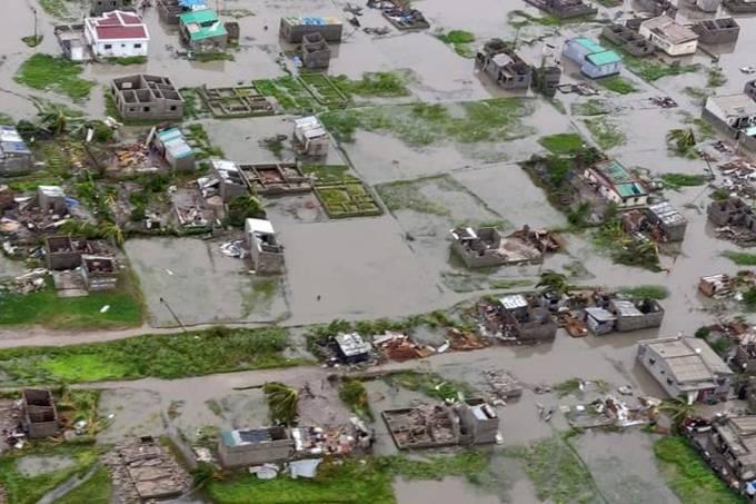Ciclone Idai deixa pelo menos 215 mortos na África