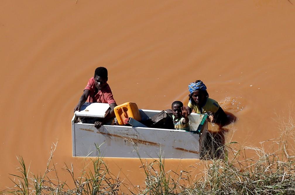 Passa de 500 o número de mortos pelo ciclone em Moçambique, Zimbábue e Malawi
