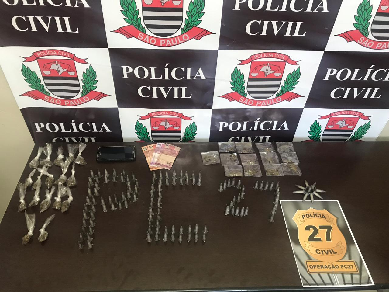 Polícia Civil de Capivari dá cumprimento a seis mandados de prisão; Confira caso a caso.