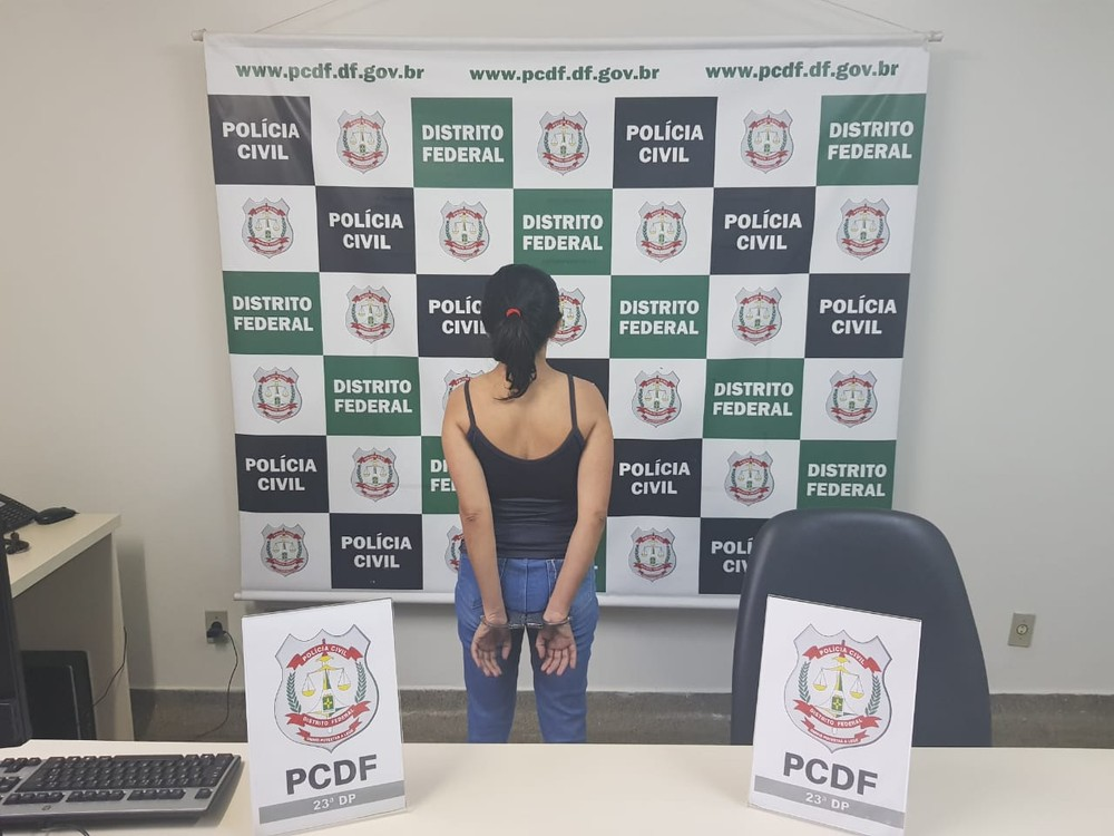 Cuidadora é presa por estuprar paciente com paralisia no DF; vítima denunciou com ajuda dos olhos