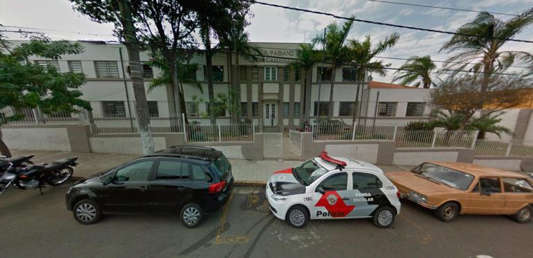 Áudio sobre possível atentado na escola Padre Fabiano gera princípio de tumulto