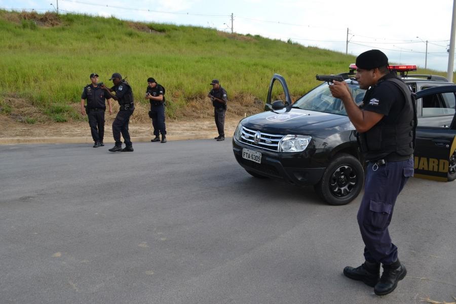 Menor em atitude suspeita é detido pela GC durante patrulhamento
