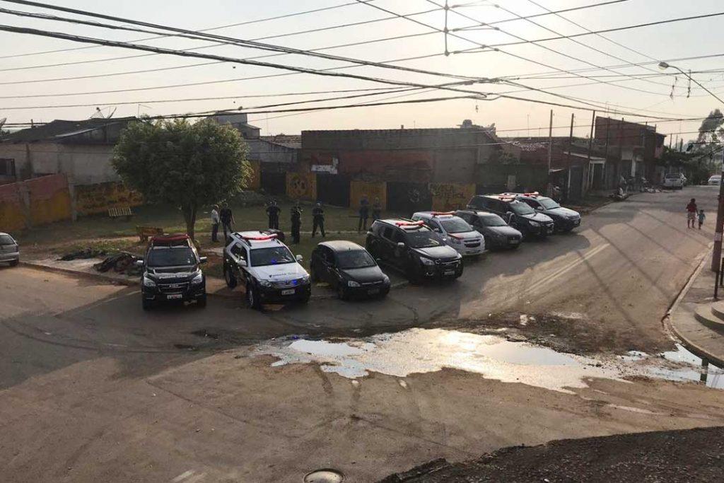 Operação Faixa de Gaza prende suspeitos de tráfico de drogas no bairro São João