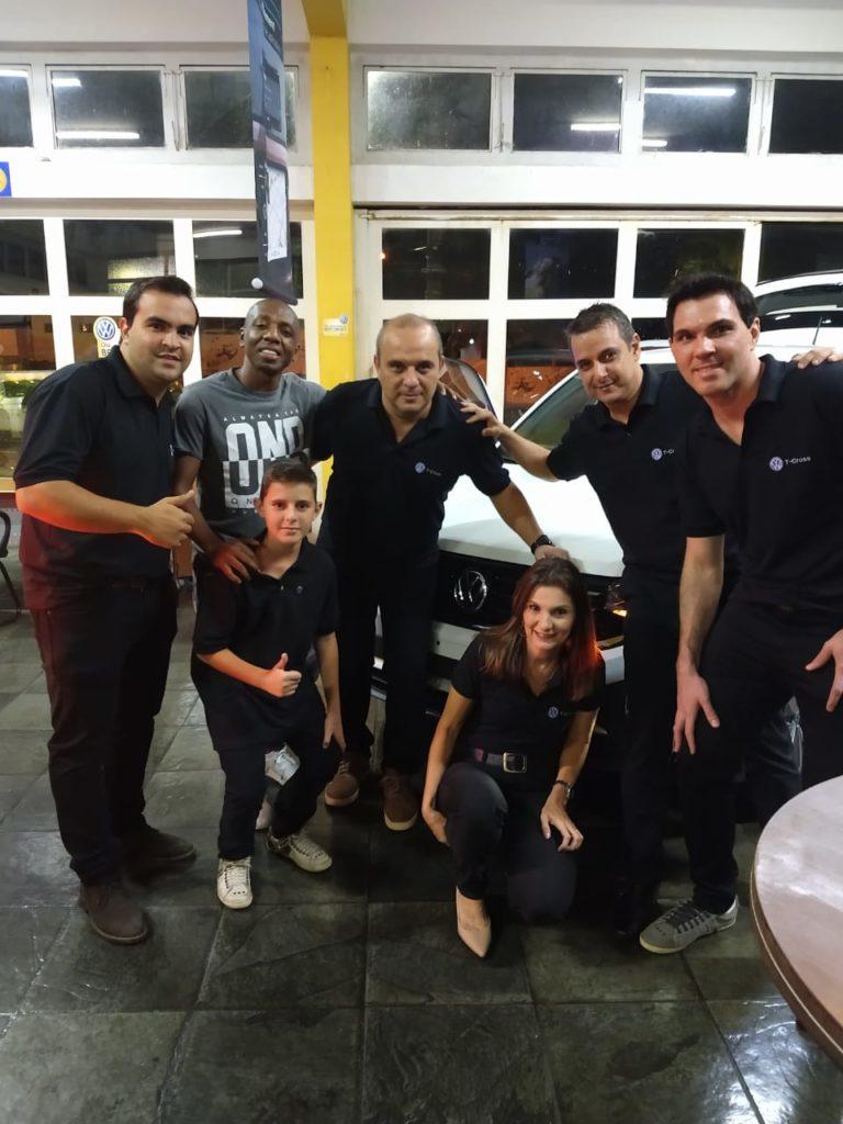 Capivari Automóveis: Inteligência Artificial e Experiência marcam lançamento do T-Cross