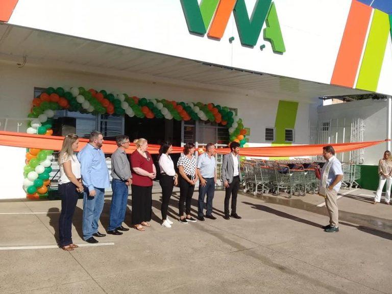 Viva Supermercados inaugura rede em Capivari