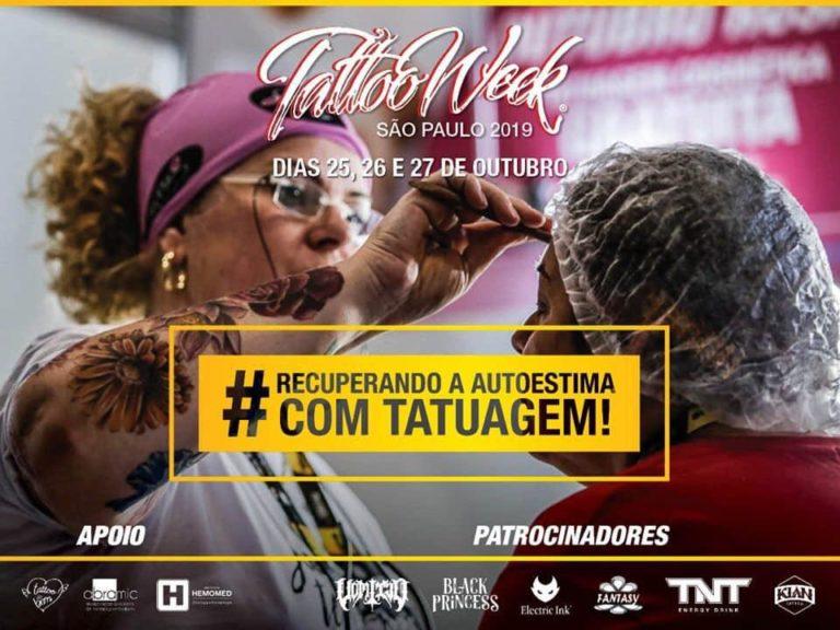 """Mulheres que tiveram câncer serão atendidas gratuitamente na campanha de micropigmentação """"Recuperando a Autoestima com Tatuagem"""""""
