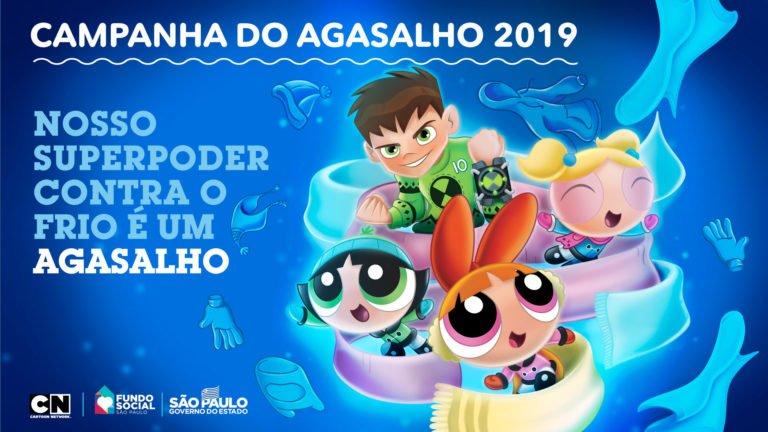 Campanha do Agasalho 2019 já tem mais de mil pontos de coleta no Estado de São Paulo