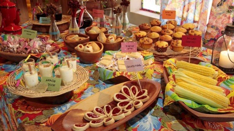 Produtos típicos de festas juninas sobem 9,15%, diz FGV
