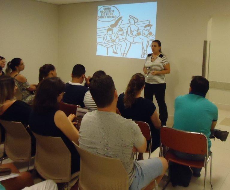 Programa Viva Mais oferece Grupo de Reeducação Alimentar Infantil