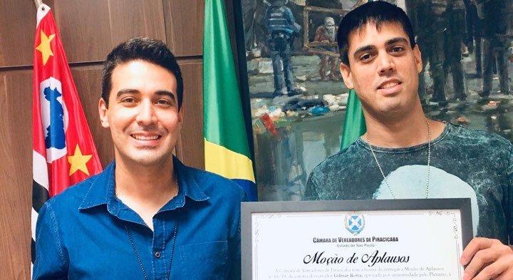 Policiais da DISE são homenageados na Câmara de Vereadores de Piracicaba pela atuação na Região