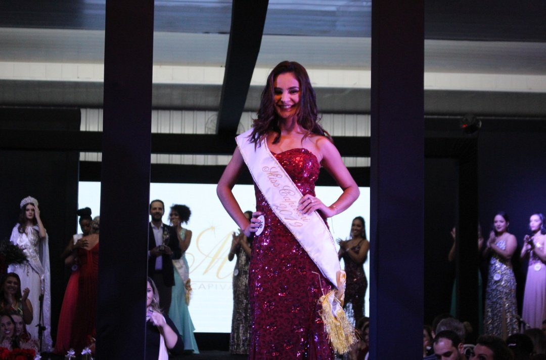 Hayline Diniz é eleita Miss Capivari 2019