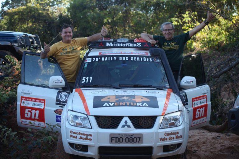 Capivariano participa do 27º Rally dos Sertões 2019