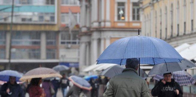 Chuva retorna ao estado de SP nesta sexta