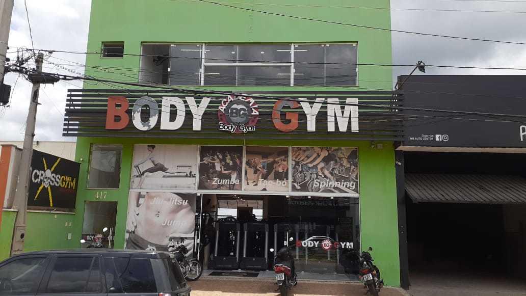 Body Gym: um novo conceito em academia que vai transformar o cuidado com o seu corpo e sua saúde.