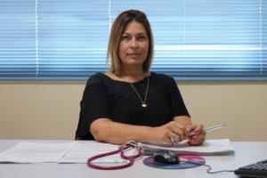 Formiguinha apresenta nova diretora de Saúde em Mombuca