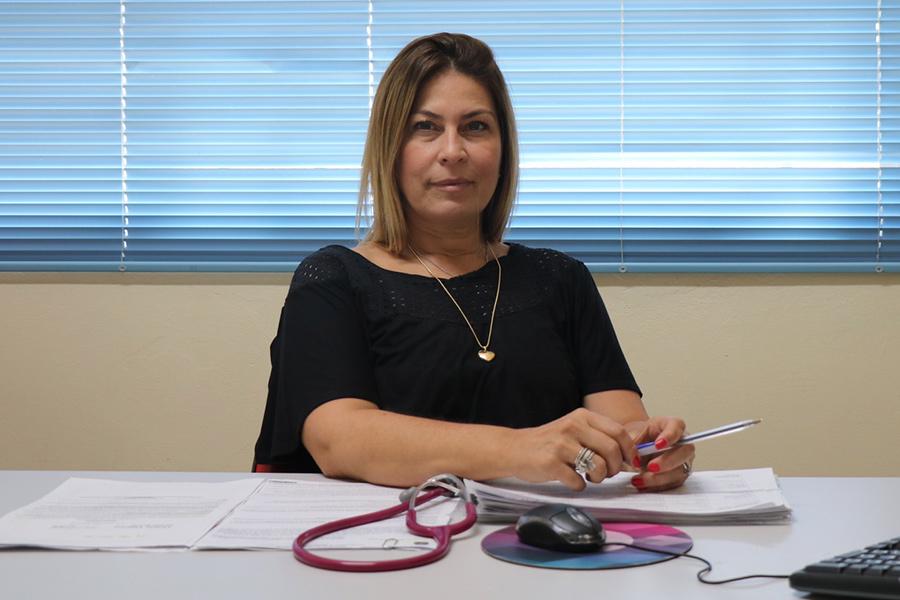 You are currently viewing Formiguinha apresenta nova diretora de Saúde em Mombuca