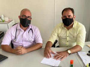 Rafard está preparada para receber a vacina contra a COVID 19, diz Fabinho